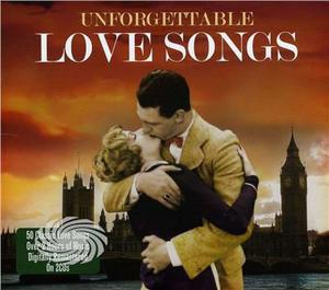 V/A - Unforgettable Love Songs - CD - thumb - MediaWorld.it