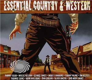 V/A - Essential Country & Western - CD - thumb - MediaWorld.it
