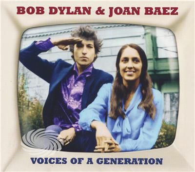 Dylan,Bob & Joan Baez - Voices Of A Generation - CD - thumb - MediaWorld.it