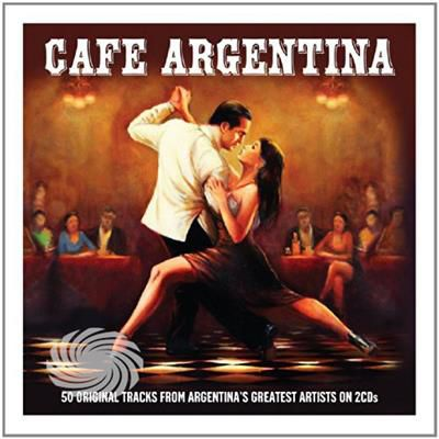 Various Artist - Cafe Argentina - CD - thumb - MediaWorld.it