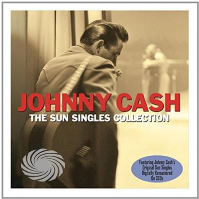 Cash,Johnny - Sun Singles Collection - CD - thumb - MediaWorld.it