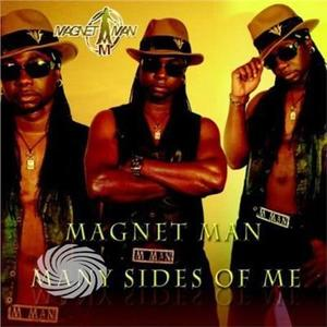 Magnet Man - Many Sides Of Me - CD - thumb - MediaWorld.it