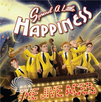 Jive Aces - Spread A Little Happiness - CD - thumb - MediaWorld.it