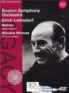 Gustav Mahler - Symphonie No. 1 / Richard Strauss - Till Eulenspiegel - DVD - thumb - MediaWorld.it
