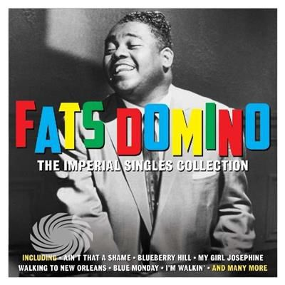 Domino,Fats - Imperial Singles Collection - CD - thumb - MediaWorld.it