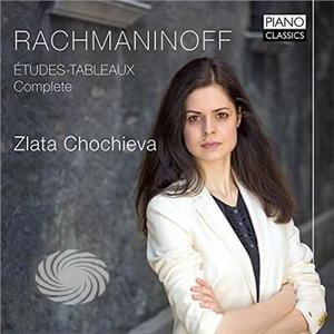 Rachmaninoff / Chochieva - Rachmaninoff: Etudes-Tableaux - Complete - CD - thumb - MediaWorld.it