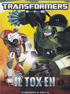 Transformers Prime - Toxicity - DVD - Stagione 2 - thumb - MediaWorld.it