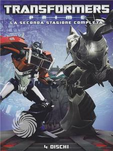 Transformers Prime - Orion Pax - DVD - Stagione 2 - thumb - MediaWorld.it
