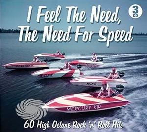 V/A - I Feel The Need For Speed - CD - thumb - MediaWorld.it