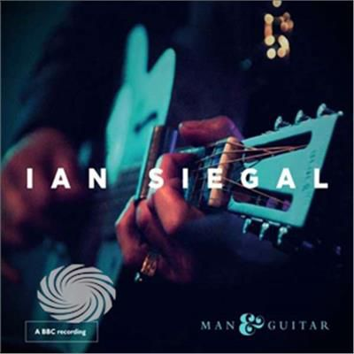 Siegal,Ian - Man & Guitar - CD - thumb - MediaWorld.it
