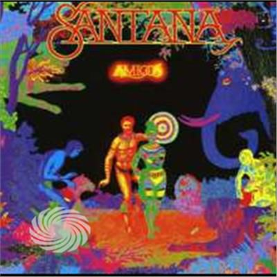Santana,Carlos - Amigos (1976) - CD - thumb - MediaWorld.it