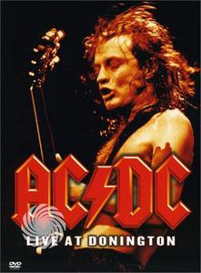 AC/DC - AC/DC - Live at Donington - DVD - thumb - MediaWorld.it