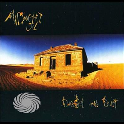 Midnight Oil - Diesel & Dust - CD - thumb - MediaWorld.it