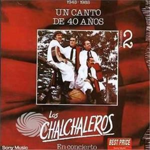 Los Chalchaleros - Un Canto De 40 Anos Vol.Ii - CD - thumb - MediaWorld.it