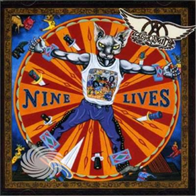 Aerosmith - Nine Lives - CD - thumb - MediaWorld.it