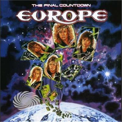 Europe - Final Countdown: Expanded - CD - thumb - MediaWorld.it