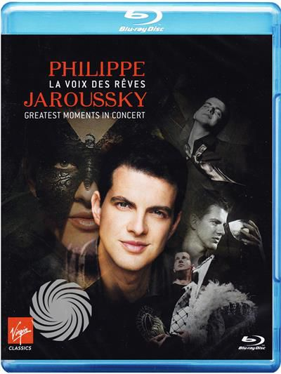 Philippe Jaroussky - Phillippe Jaroussky - La voix des rêves - Greatest moments in concert - Blu-ray - thumb - MediaWorld.it