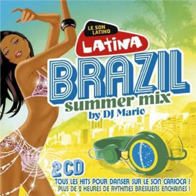 V/A - Latina Brazil Summer Mix - CD - thumb - MediaWorld.it