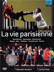 Jacques Offenbach, Marc Callahan, Maria Riccarda Wesseling - Offenbach Jacques - La vie parisienne - DVD - thumb - MediaWorld.it