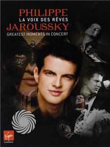 Philippe Jaroussky - Phillippe Jaroussky - La voix des rêves - Greatest moments in concert - DVD - MediaWorld.it