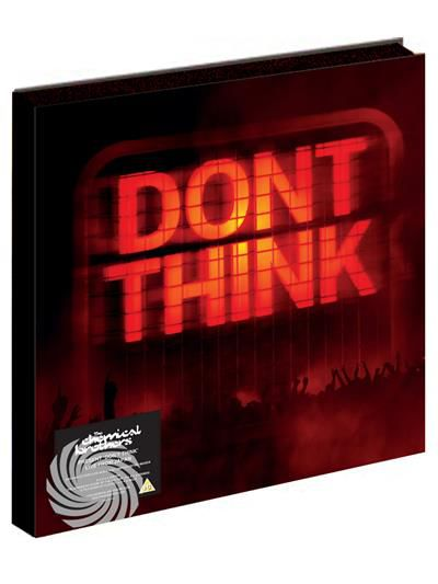 The Chemical Brothers - Don't think - DVD - thumb - MediaWorld.it