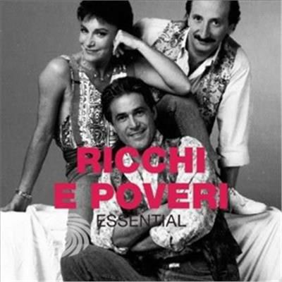 Poveri,Ricchi E - Essential - CD - thumb - MediaWorld.it