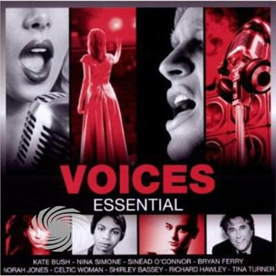 V/A - Essential-Voices - CD - thumb - MediaWorld.it