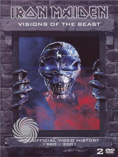Iron Maiden - Iron Maiden - Visions of the beast - The official video history 1980 - 2001 - DVD - thumb - MediaWorld.it