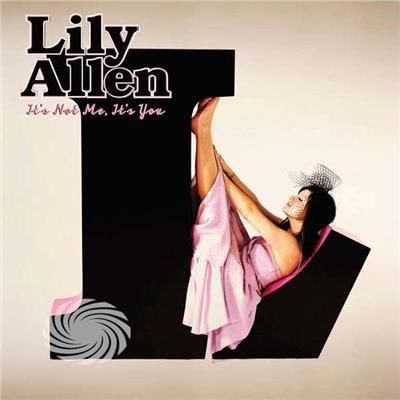 Lily Allen - It's Not Me, It's You - CD - thumb - MediaWorld.it