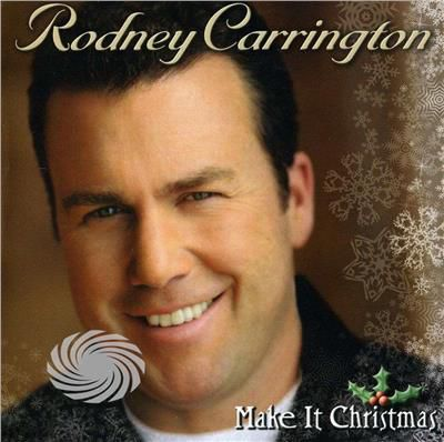 Carrington,Rodney - Make It Christmas - CD - thumb - MediaWorld.it