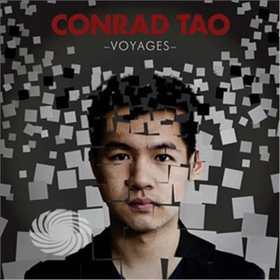 Conrad Tao - Voyages - CD - thumb - MediaWorld.it