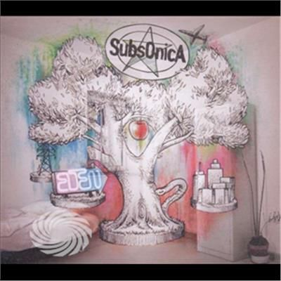Subsonica - Eden Repackaging - CD - thumb - MediaWorld.it
