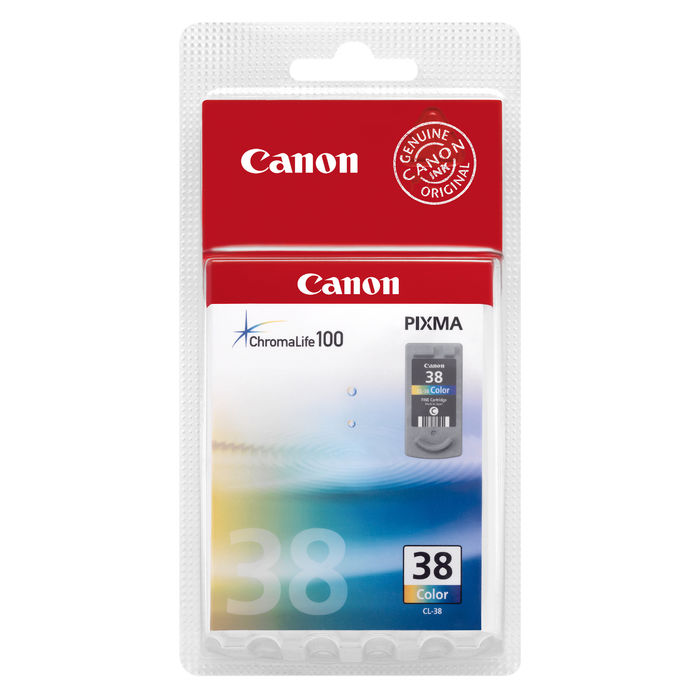 CANON CL-38 - thumb - MediaWorld.it