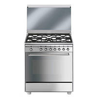 cucina a gas SMEG SX81M-1 su Mediaworld.it