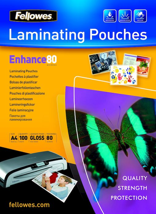 FELLOWES Pouches lucide A3 53964 - thumb - MediaWorld.it