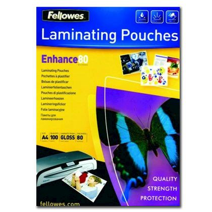 FELLOWES Pouches Lucide 80 My A4 - thumb - MediaWorld.it