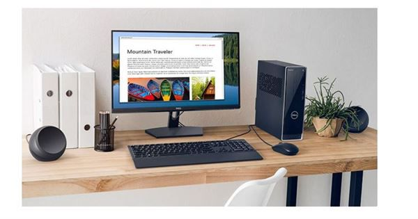 DELL TECHNOLOGIES DELL 23,8' MONITOR - SE24 - thumb - MediaWorld.it