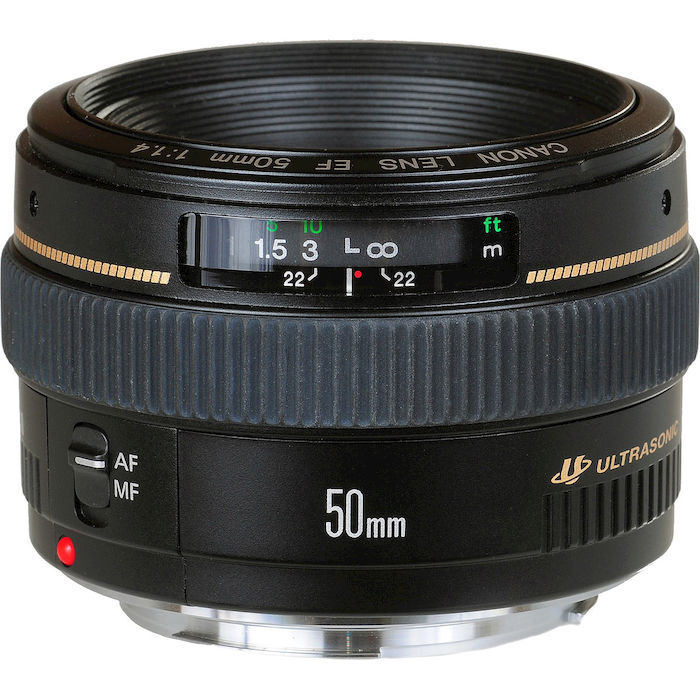CANON EF 50 MM F1,4 USM - thumb - MediaWorld.it