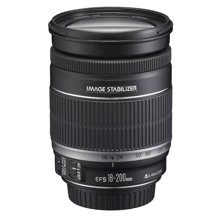 CANON 18-200mm f/3.5-5.6 IS - PRMG GRADING OOBN - SCONTO 15,00% - thumb - MediaWorld.it