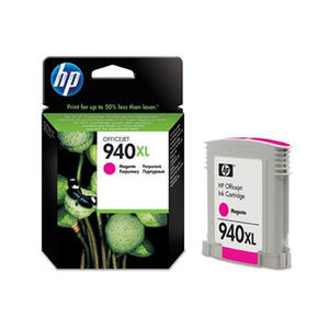 HP 940XL Magenta cartuccia d'inchiostro originale XL C4908AE - thumb - MediaWorld.it