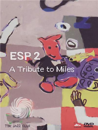 Esp 2 - A tribute to Miles - DVD - thumb - MediaWorld.it