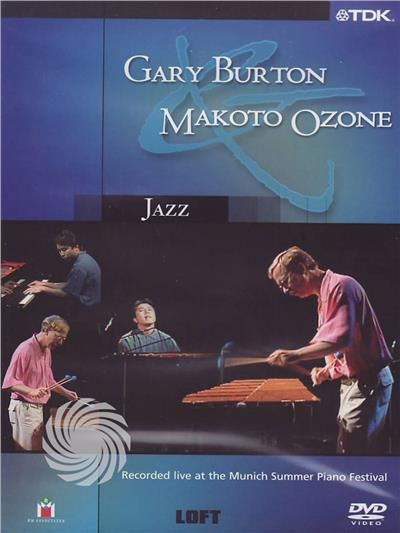 Gary Burton & Makoto Ozone - DVD - thumb - MediaWorld.it