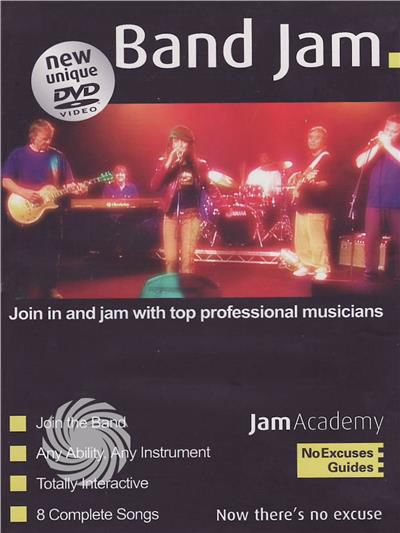 Band Jam - No excuse guides - DVD - thumb - MediaWorld.it