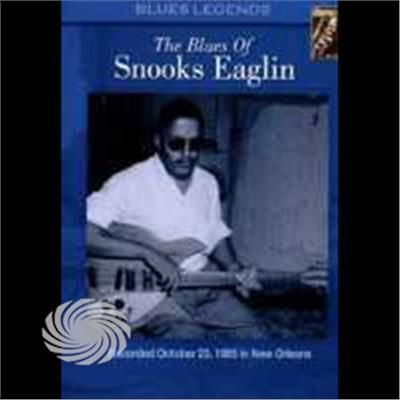 Dvdm Snooks Eaglin-Blues Of Snooks Eagli - DVD - thumb - MediaWorld.it