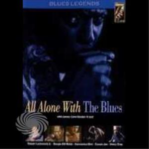 Dvdm V/A-All Alone With The Blues - DVD - thumb - MediaWorld.it