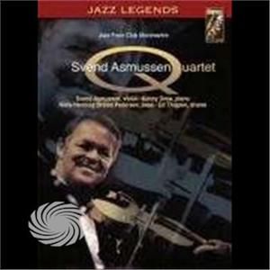 Dvdm Asmussen, Svend -Quartet--Jazz From - DVD - thumb - MediaWorld.it