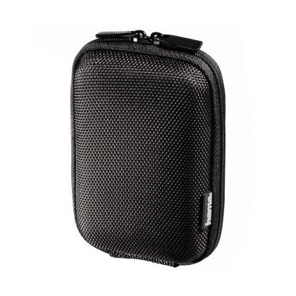 HAMA Borsa Hardcase Colour Style 60H , nero (6,5X3X10,5 cm) - thumb - MediaWorld.it