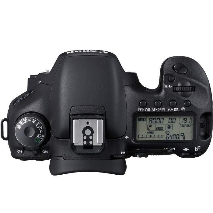CANON EOS 7D BODY - thumb - MediaWorld.it