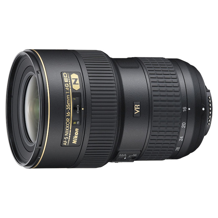 NIKON AF-S 16-35 VR F 4G ED - thumb - MediaWorld.it