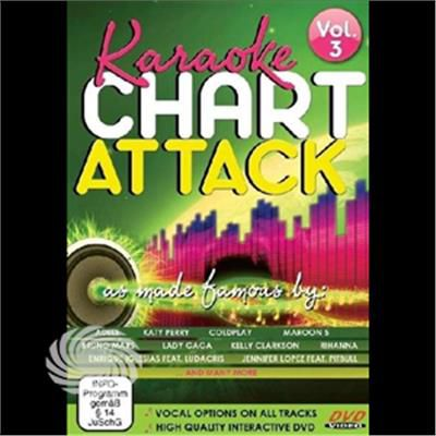 Karaoke-Chart Attack Vol.3 - DVD - thumb - MediaWorld.it
